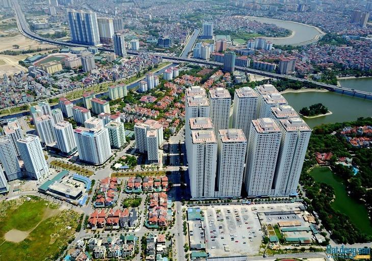 사회 경제적 발전에 적합한 도시지역 확대 - ảnh 1