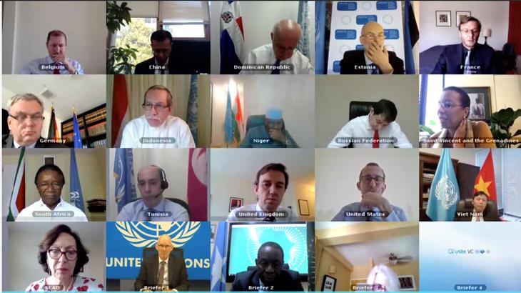 베트남, 소말리아에 대화 요청 - ảnh 1