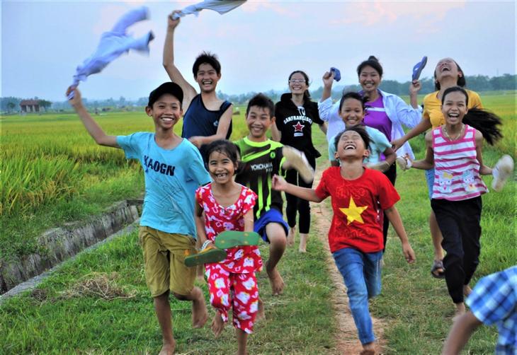 2020년 어린이를 위한 행동의 달 발동식 - ảnh 1