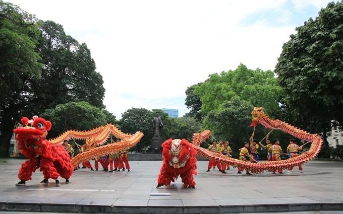 하노이 문화체육관광청,다양한 문화예술행사를 계획했다 - ảnh 1
