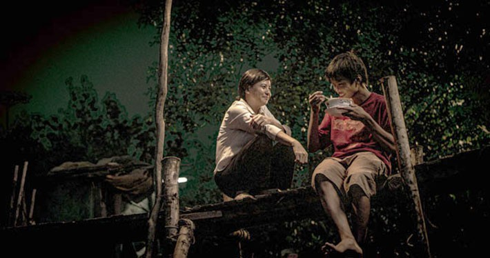 2019년 쩐탕휘 감독의 영화 '롬',전국 영화관에서 상영된다 - ảnh 1