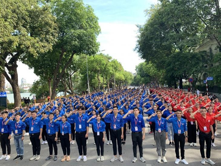 2020년 '하노이 사랑' 캠페인으로 다양한 활동 열려 - ảnh 1