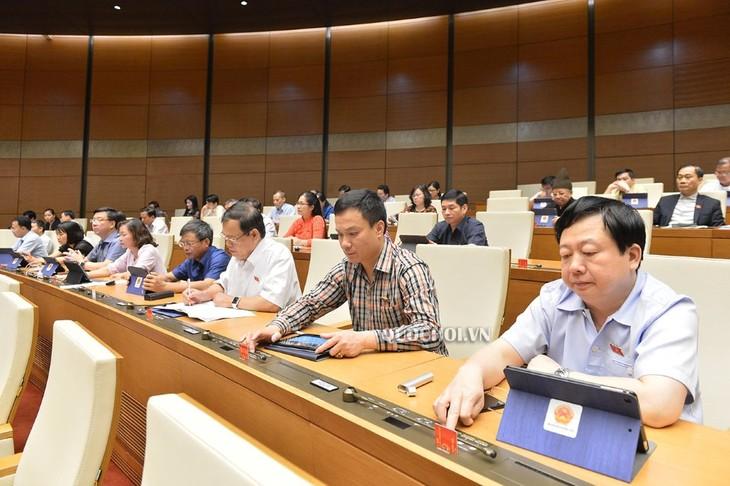 국회, 하노이 특수 기제 토론 - ảnh 1