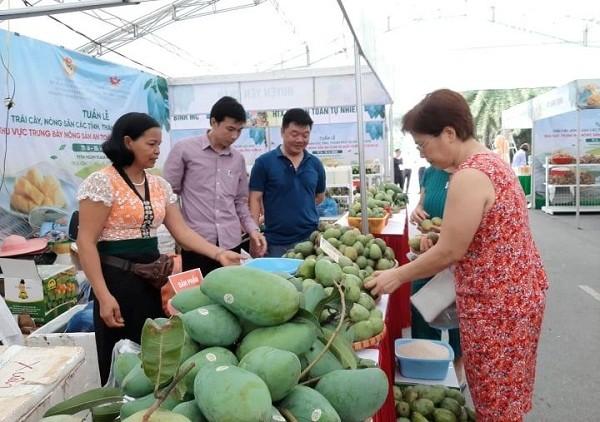 2020년 하노이시 지방 농산품 주간 - ảnh 1