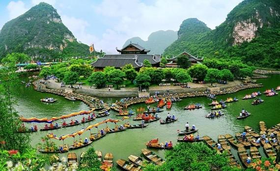 닌빈성, 2021년 국가 관광의 해 계속 주최 - ảnh 1