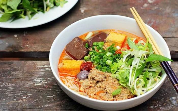 베트남의 분리에우와 까오 러우, 아시아의 가장 맛있는 면요리들  - ảnh 1