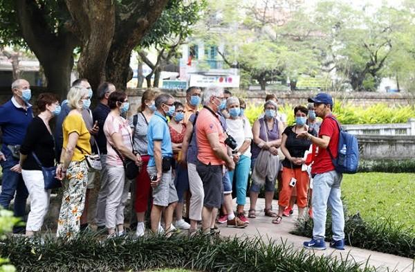 하노이, 2020년 후반기 1,100만 국내 관광객 유치 노력 - ảnh 1
