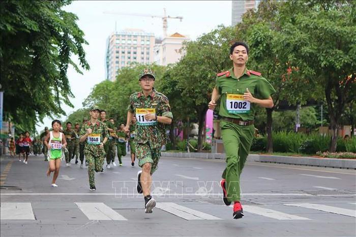 2020년 44차 전통마라톤대회 - ảnh 1