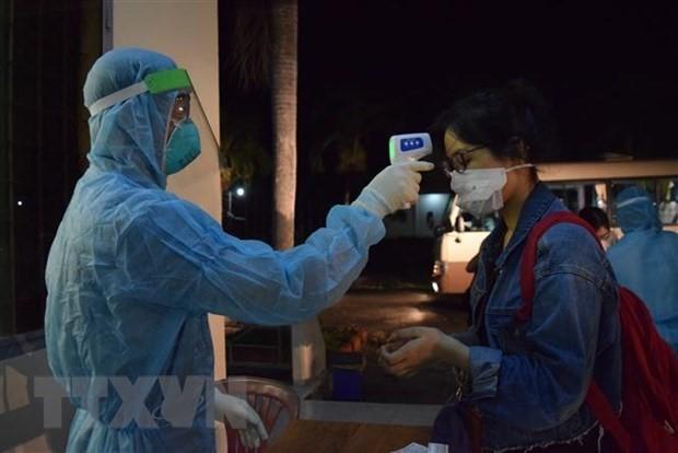 IMF, 베트남의 감염병 방역모델에 찬사 - ảnh 1