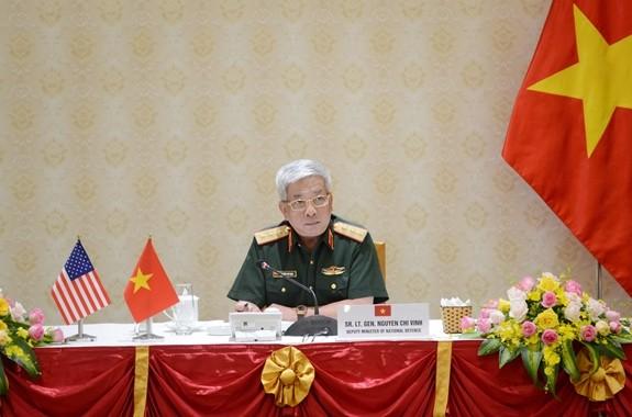 베트남-미국 유엔평화유지 경험 교류 강화 - ảnh 1