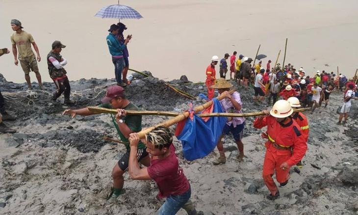 베트남, 미얀마 대형 자연재해에 위문 서신 전달 - ảnh 1