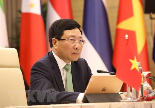일본과 베트남, 제 13 차 메콩-일본 장관회의 공동 주재 - ảnh 1