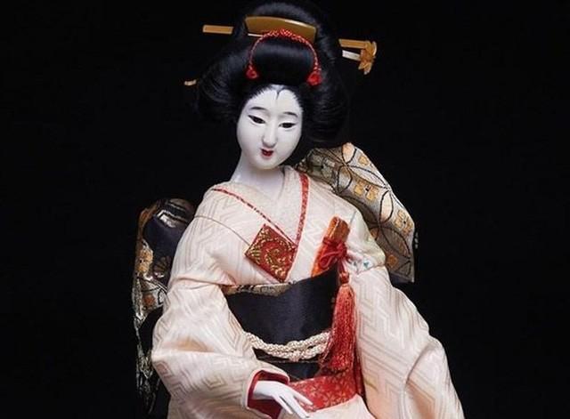 일본전통인형 전시회 - ảnh 1