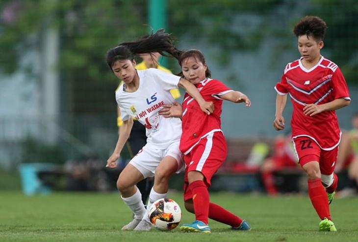 2020년 국가 여자 축구 대회 개막 - ảnh 1