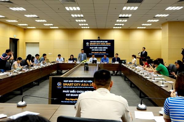 2020년 아시아 스마트시티 국제전시회 및 포럼, 9월 초 개최 예정 - ảnh 1