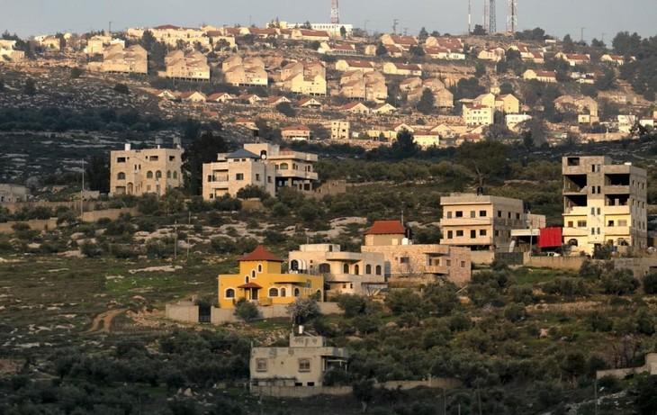 베트남, 이스라엘-팔레스타인 분쟁에 장기적이고 포괄적인 해결책 지지 선언 - ảnh 1