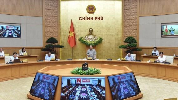 """코로나19:  베트남, 새로운 차원의  """"임전태세""""  방침 시행 - ảnh 1"""