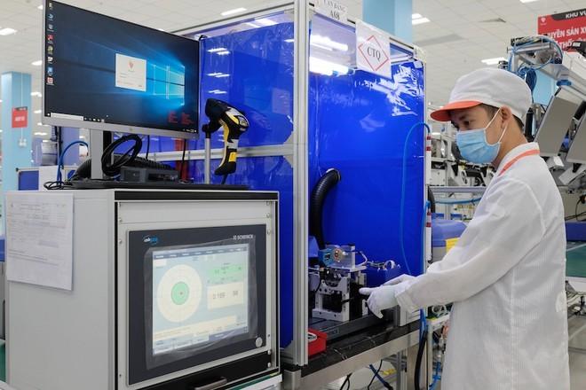 최근 메드트로닉사(社)와 산소호흡기 부품 생산에 관한 전략적 제휴를 맺었다 - ảnh 1