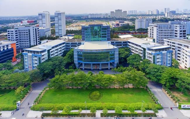 똔득탕대학, 베트남 유일의 세계 순위권 대학 - ảnh 1