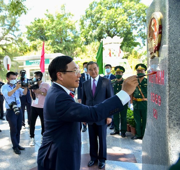 베트남 – 중국 전략적 협력 파트너십 심화 - ảnh 1