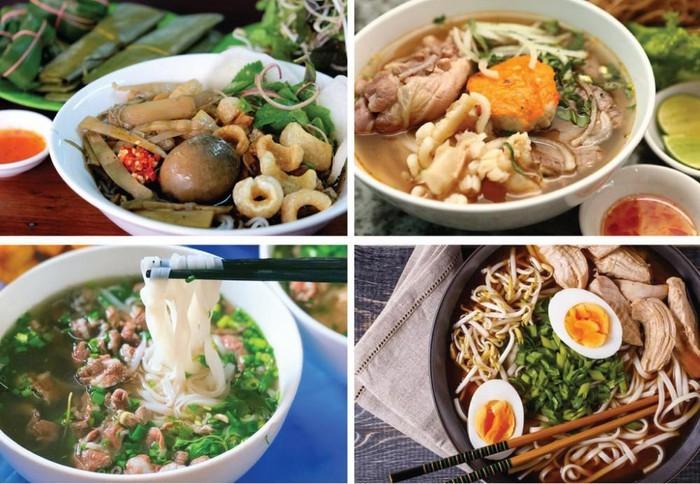 세계기록연합 월드킹스,베트남 요리에 대한 5개 타이틀 발표 - ảnh 1