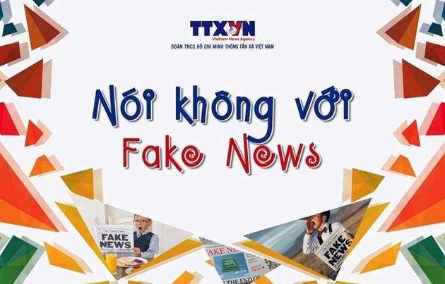 베트남 통신사의 가짜 뉴스 퇴치 프로젝트,디지털 미디어 어워드 수상 - ảnh 1