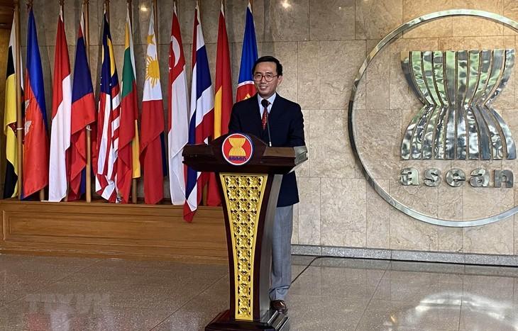 2020년 아세안: 베트남 대사, 아세안의 신임 사무부총장으로 임명 - ảnh 1