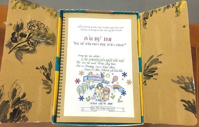 지역사회 독서 문화 확산 및 장려 - ảnh 1