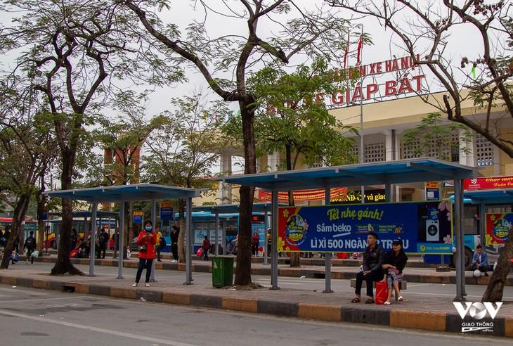 하노이시, 수천 개의 버스 정류장을 추가 - ảnh 1