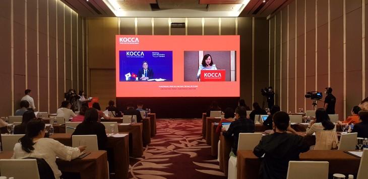 한국콘텐츠진흥원(KOCCA) 베트남 사무소 개관 - ảnh 1