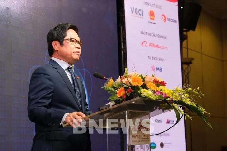 EABC 2021, 지속 가능한 미래 위해 동아시아 디지털 연결 및 통합 - ảnh 1