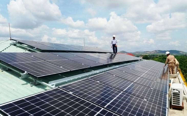 베트남, 재생 에너지 전환을 촉진 - ảnh 1