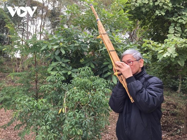 타이 (Thái)족 문화를 보존하려고 애쓰는 사람 - ảnh 2