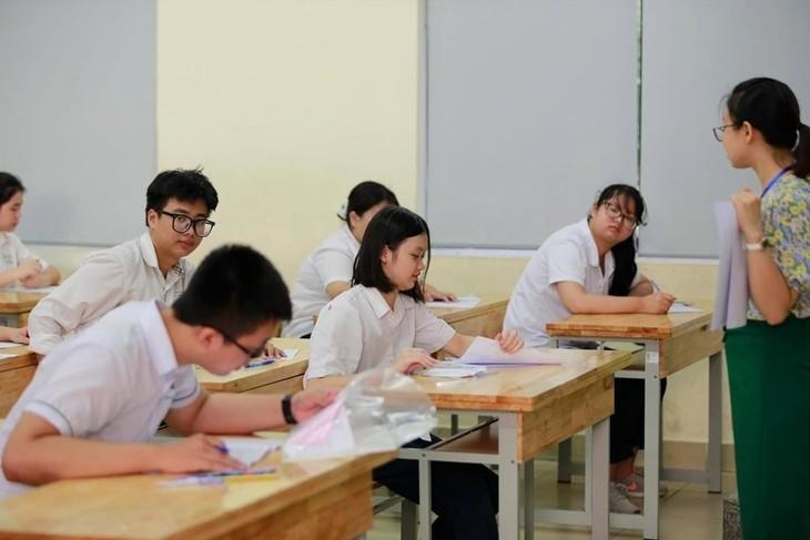 보통교육과정에 한국어, 독일어 교육 시험적 실시 - ảnh 1
