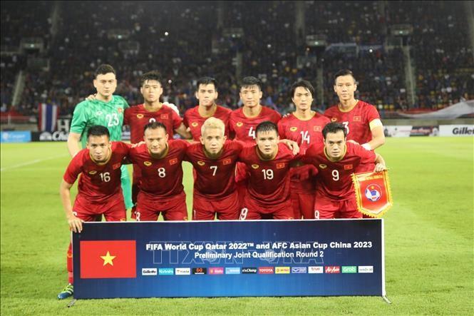 베트남은 UAE에서 열리는 2022년 FIFA World Cup 예선 참가 예정 - ảnh 1