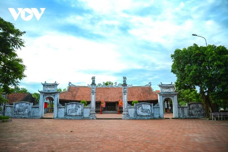 베트남 북쪽 끝자락의 서낭당 - ảnh 1