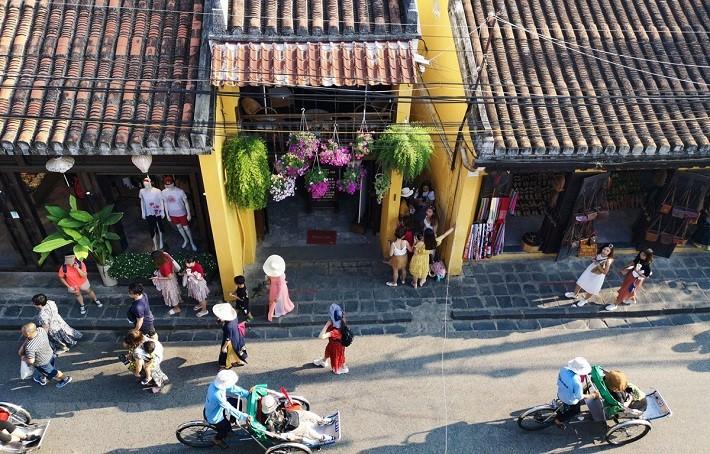 베트남 관광, 재가동 - ảnh 1