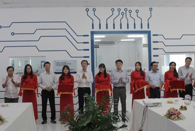 베트남-한국 반도체칩 센터 설립 - ảnh 1