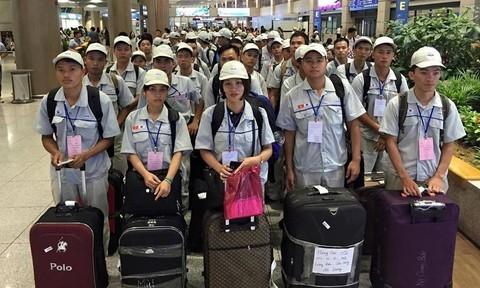 베트남 근로자,  한국 체류기간  1년 추가 연장 가능 - ảnh 1
