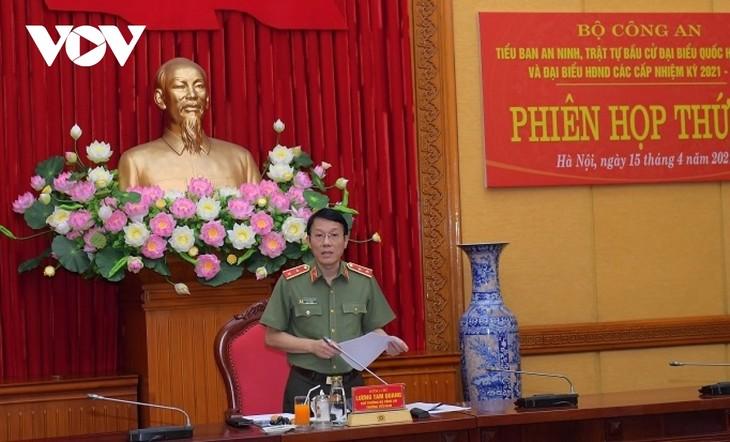 제 15기 국회 선거 안전 보장 - ảnh 1