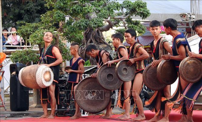 떠이응우옌 소수민족 공동체 문화 • 체육 • 관광의 날 - ảnh 1