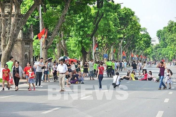 2021년 하노이 관광-음식문화 축제 - ảnh 1