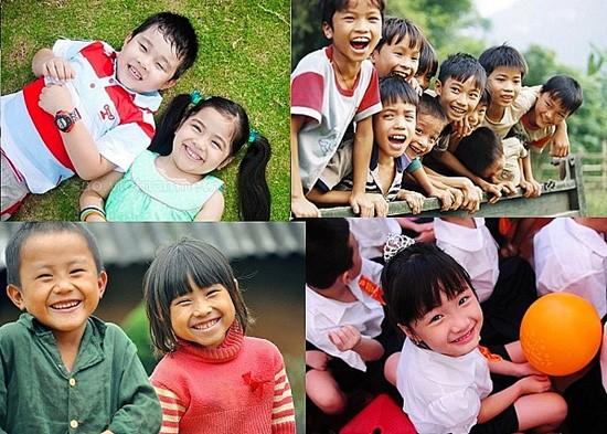 하노이시, 어린이를 위한 행동의 달 실현 계획 발행 - ảnh 1
