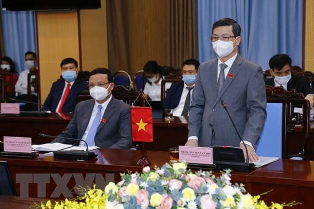 뚜옌꽝(Tuyên Quang)성과 한국 동반자 협력 촉진 - ảnh 1