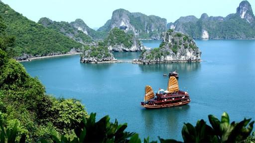 하롱베이,유명 관광지 - ảnh 1