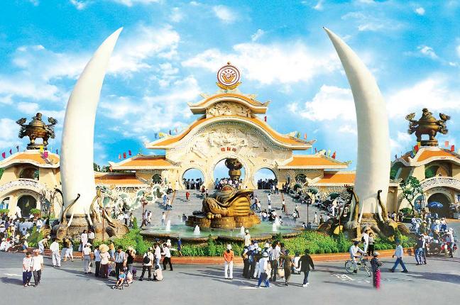 베트남 6대 관광지 - ảnh 1