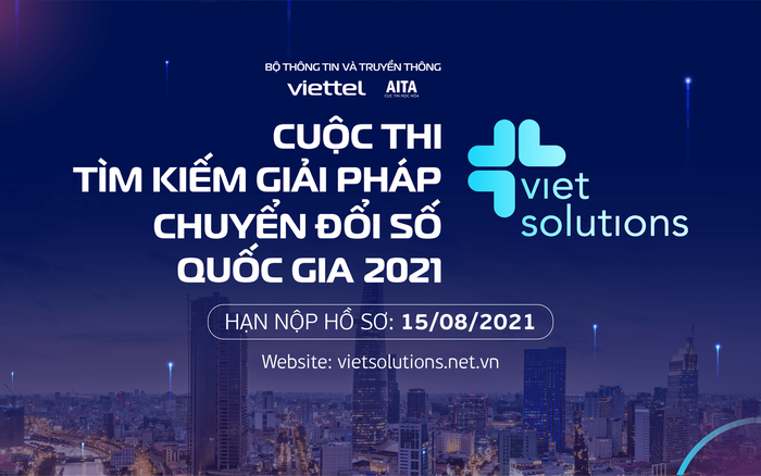 2021 VIET SOLUTIONS – 국가 디지털화 촉진안 공모전 개최 - ảnh 1