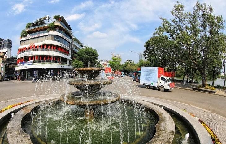하노이, 새 문화 환경으로 이미지 구축 - ảnh 1