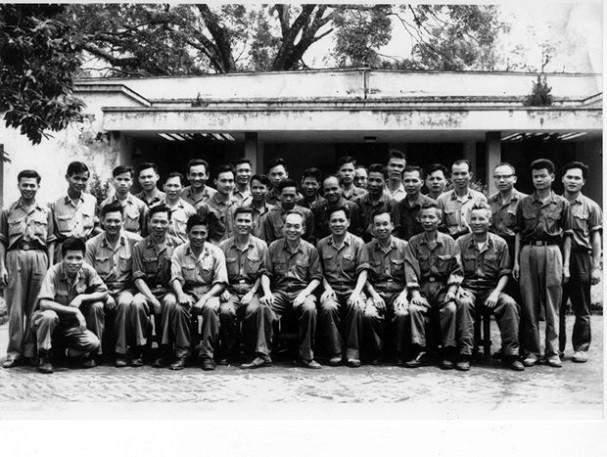 보 응우옌 잡 장군과 역사적 순간들 - ảnh 22