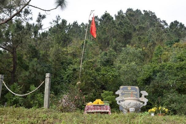 보 응우옌 잡 장군과 역사적 순간들 - ảnh 24